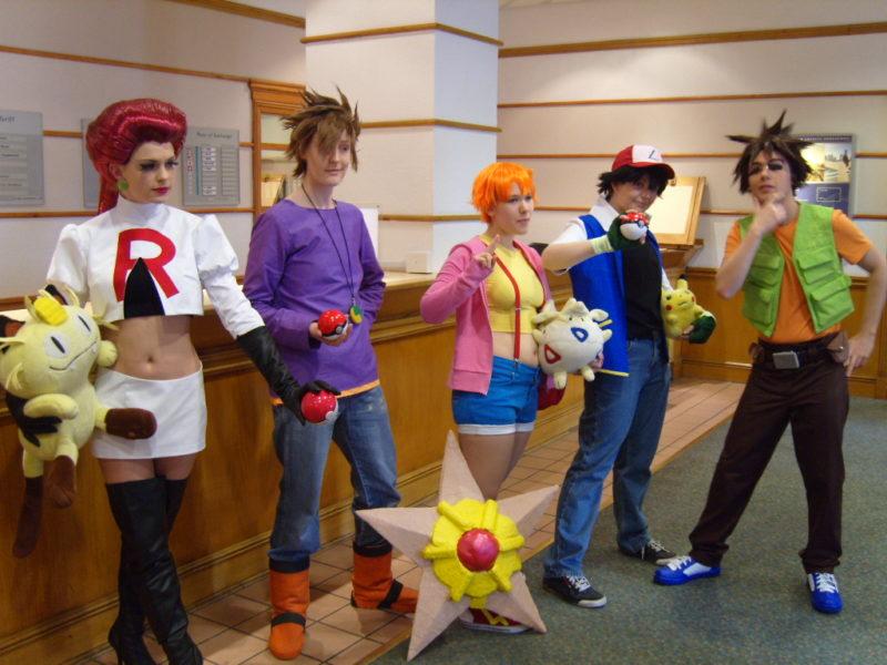 Pokemon Kostüm kaufen