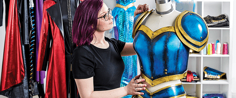 Cosplay Business