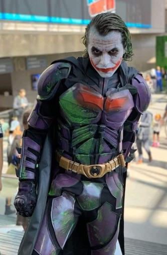 modern cosplay