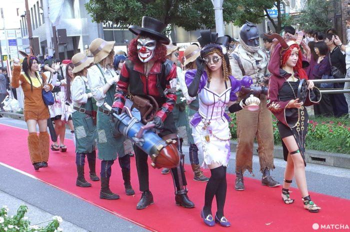 Ikebukuro Halloween Festival