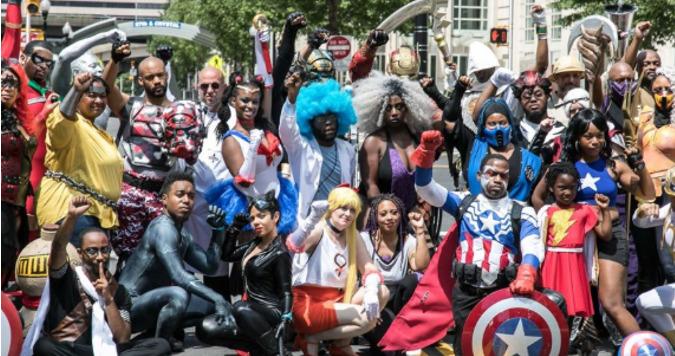 cosplay market