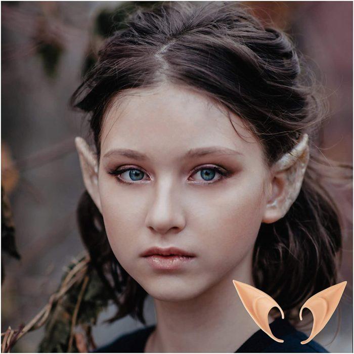 elf ears and cat ears