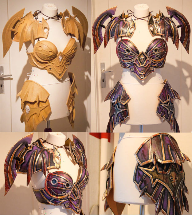 uses of Worbla