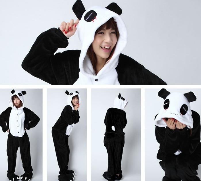 New Winter Women Men Unisex Adult Cute Cartoon Onesie Animal Pajamas unicornio Unicorn Stitch Kigurumi Flannel Nightie Sleepwear 14
