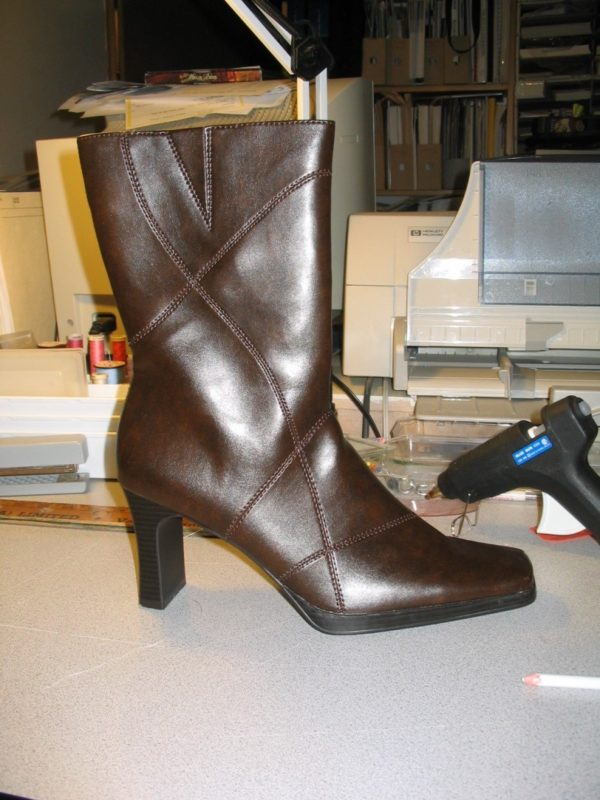 How to Make your own Cosplay Boots