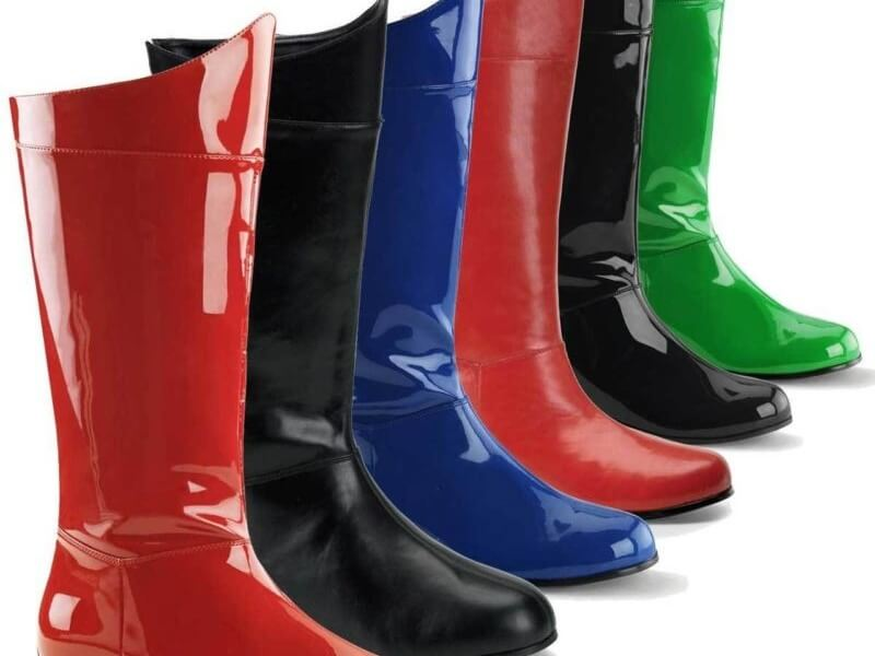 Make Cosplay Boots