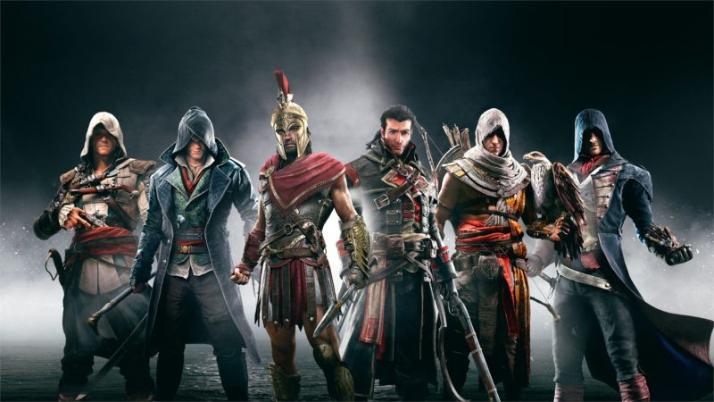 Storyline of Assassin's Creed