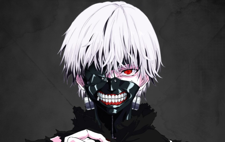 appearance of Ken Kaneki Cosplay