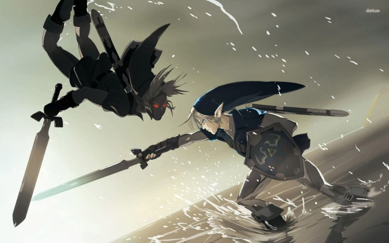 appearances of Dark Link