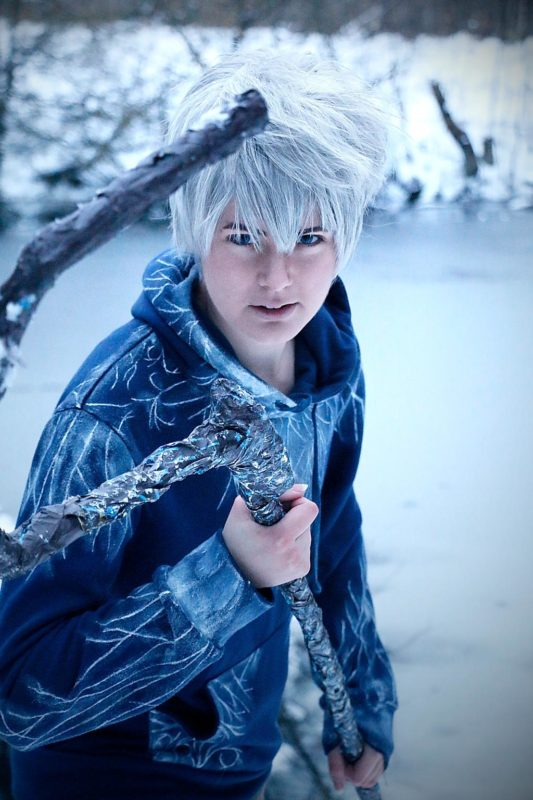 looks of jack frost