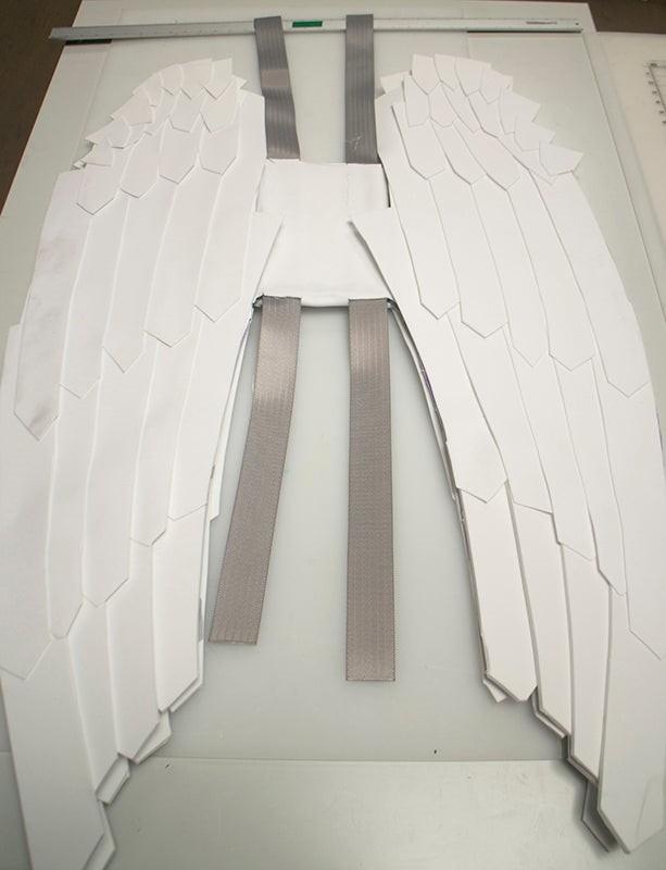 wings as you desire