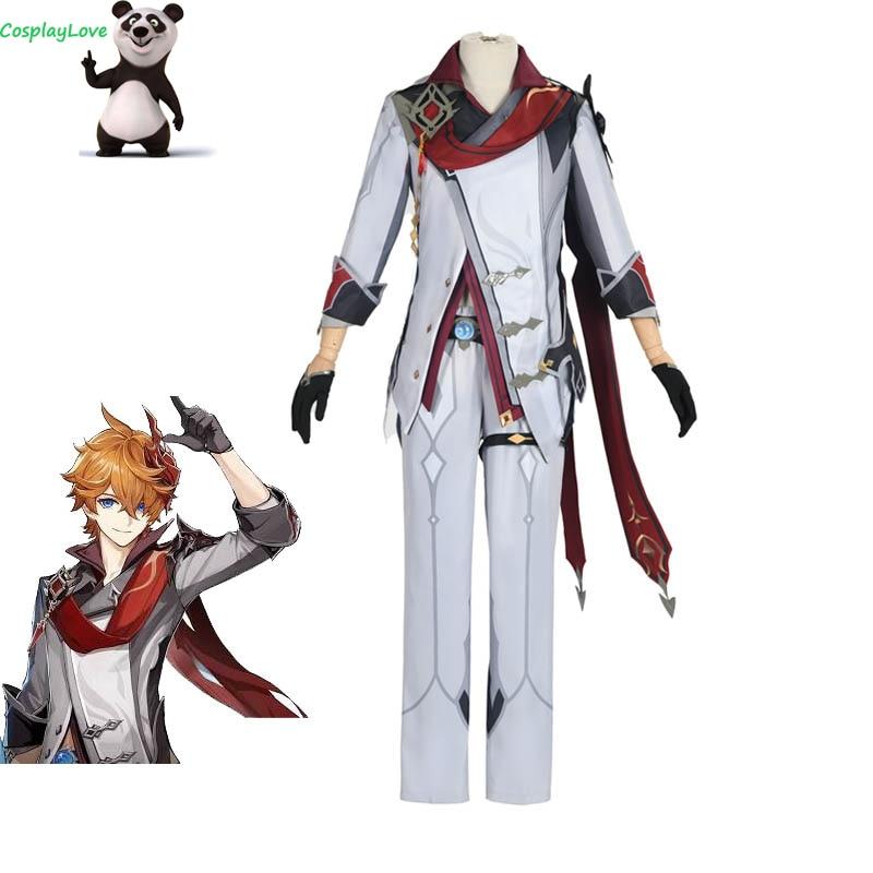CosplayLove Game Genshin Impact Childe Tartaglia Cosplay Costume For Boy Male Christmas 1