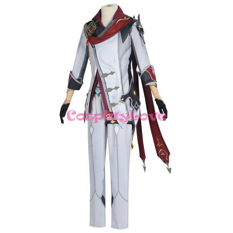 CosplayLove Game Genshin Impact Childe Tartaglia Cosplay Costume For Boy Male Christmas 2