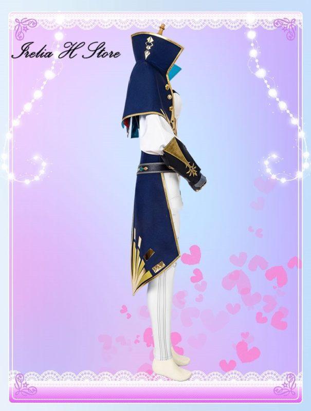 Game Genshin Impact Jean Cosplay Costume 3