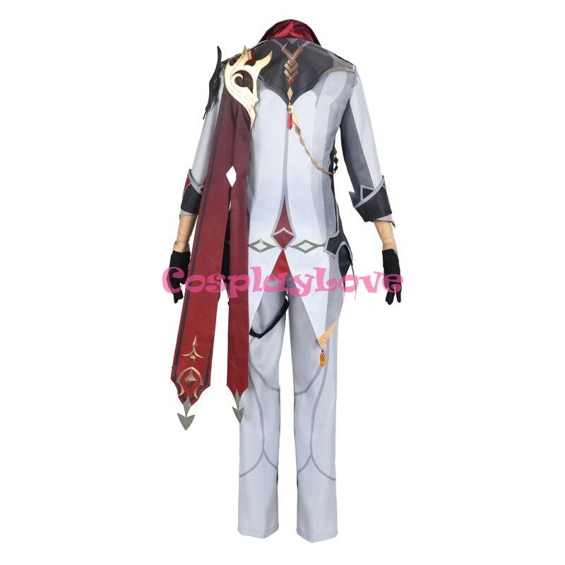 CosplayLove Game Genshin Impact Childe Tartaglia Cosplay Costume For Boy Male Christmas 3