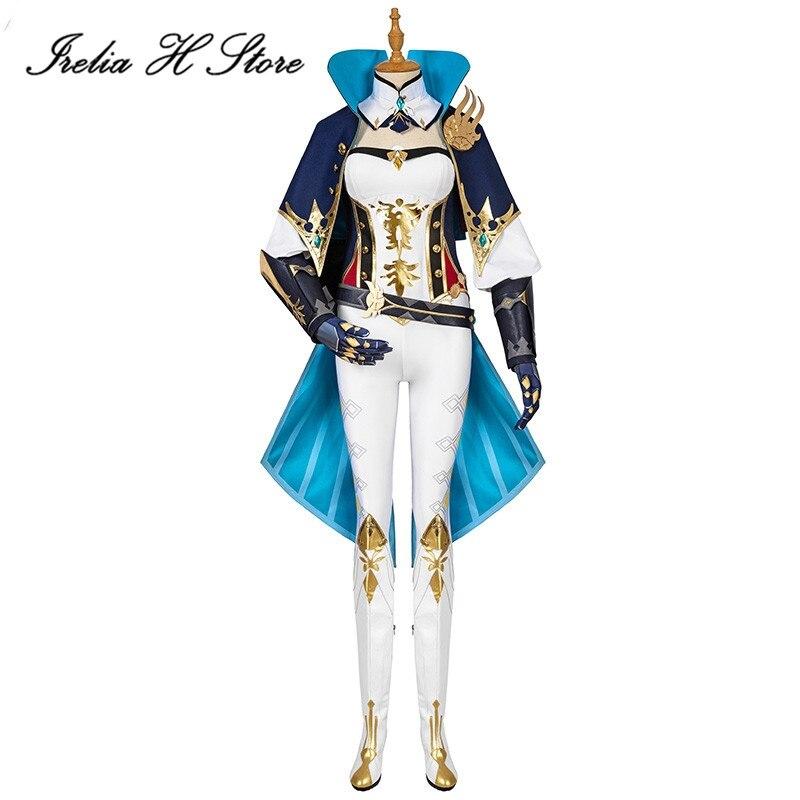 Game Genshin Impact Jean Cosplay Costume 2