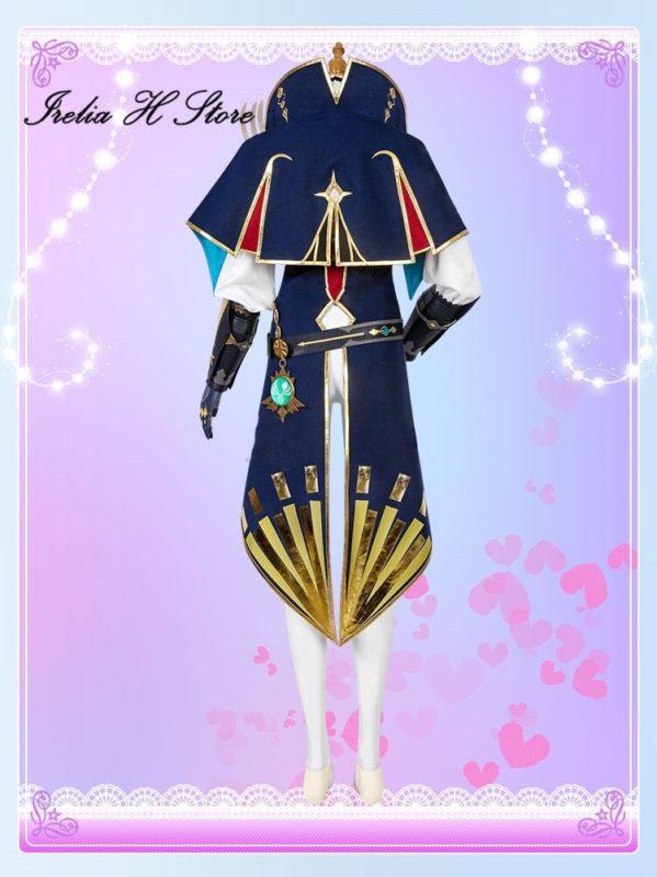 Game Genshin Impact Jean Cosplay Costume 5