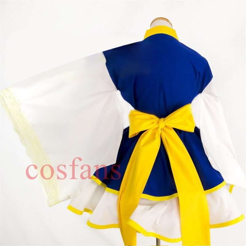 Anime HUNTER×HUNTER Kurapika Women Lolita Kimono Dress Cosplay Costumes Kurapika Kurta Cosplay Shoes HUNTER x HUNTER Kurapika 5