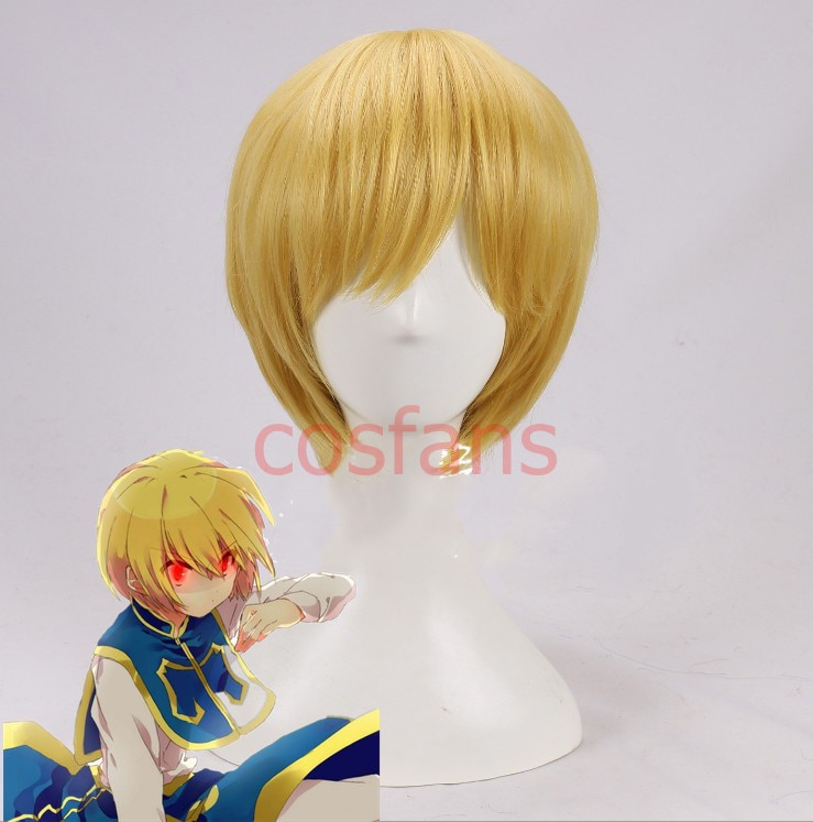 Hunter X Hunter Cosplay Kurapika Cosplay Costume For Adult Men Women Halloween Accessories Full Outfits Custom Made any size 9