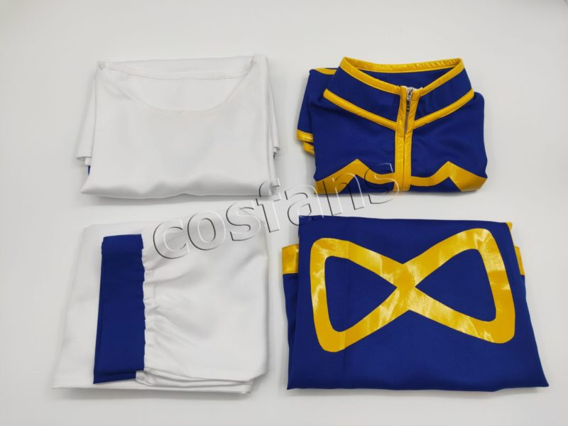 Hunter X Hunter Cosplay Kurapika Cosplay Costume For Adult Men Women Halloween Accessories Full Outfits Custom Made any size 12