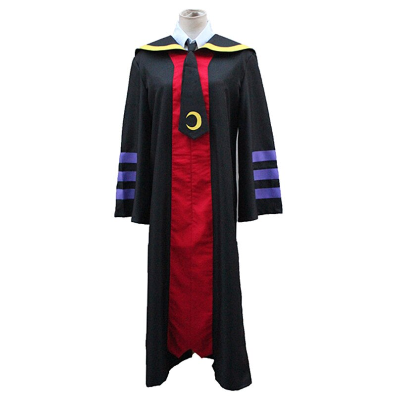 Anime Assassination Classroom Cosplay Costumes Koro Sensei Cosplay Costume Uniforms Halloween Party Game Ansatsu Kyoushitsu 2