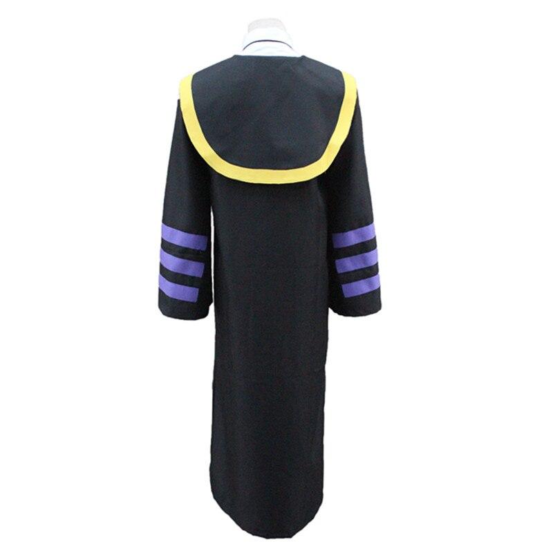 Anime Assassination Classroom Cosplay Costumes Koro Sensei Cosplay Costume Uniforms Halloween Party Game Ansatsu Kyoushitsu 4