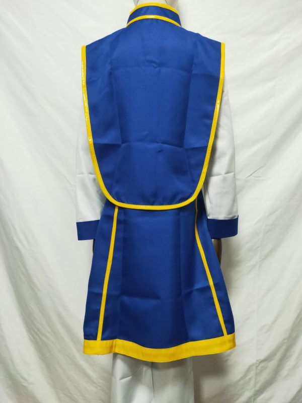Hunter X Hunter Cosplay Kurapika Cosplay Costume For Adult Men Women Halloween Accessories Full Outfits Custom Made any size 3