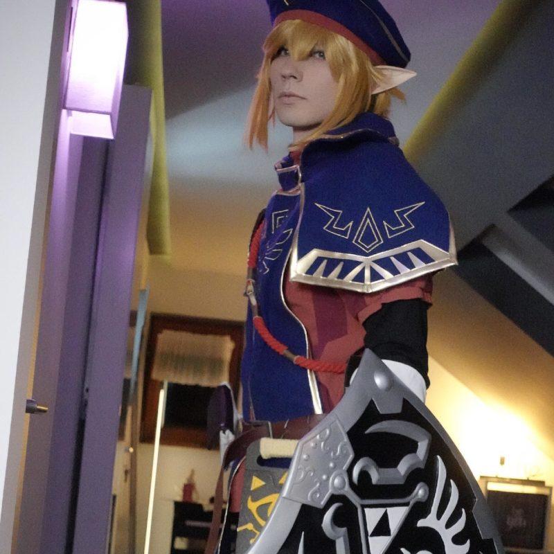 U like Link in Uniform?
