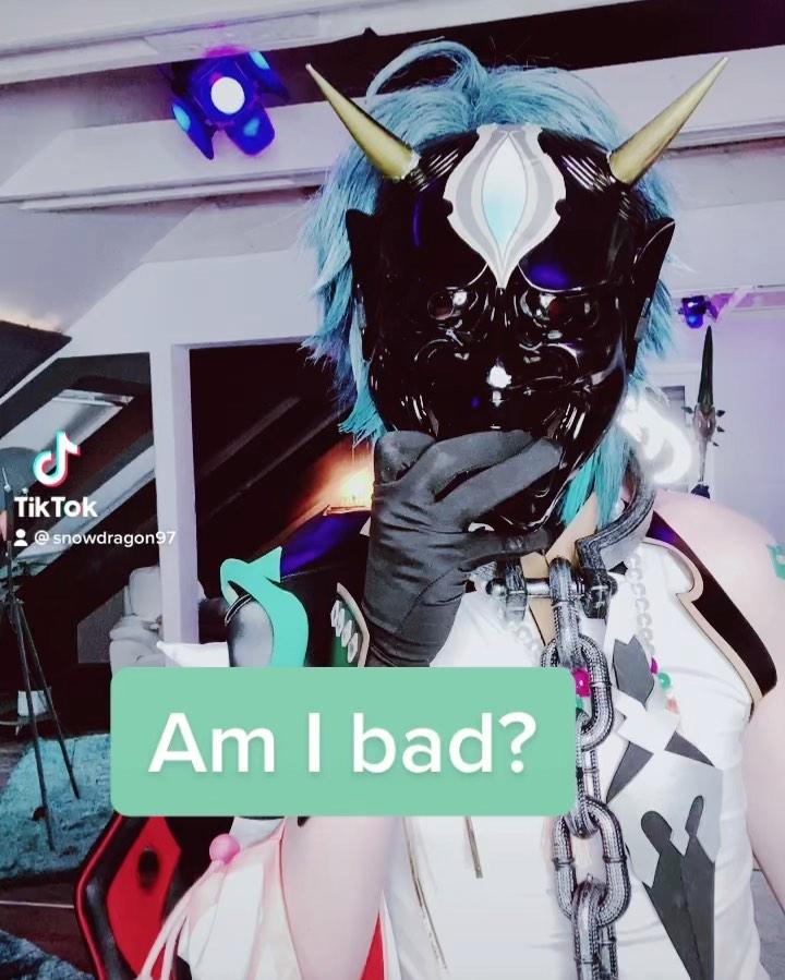 Am I bad?